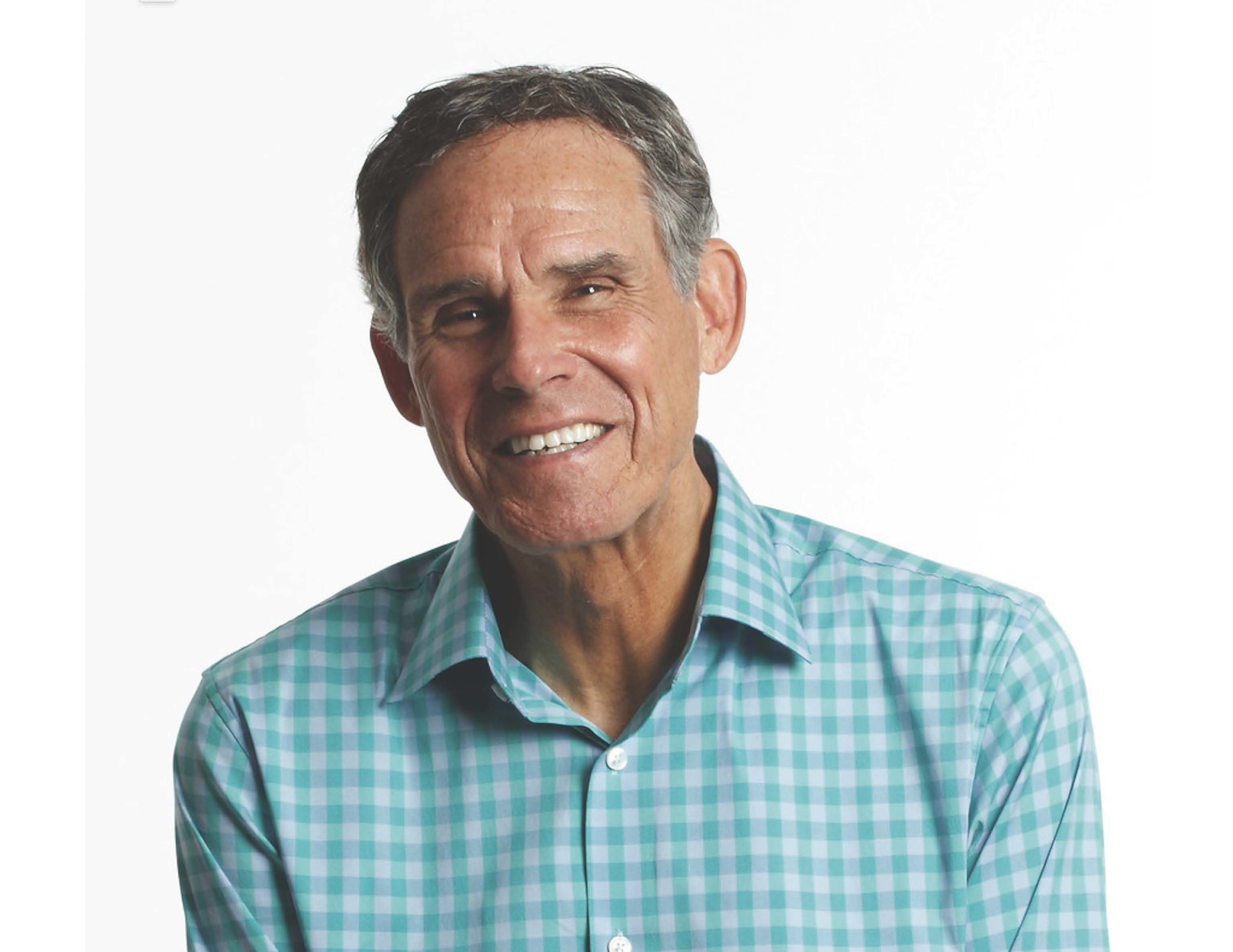 Portrait of Eric Topol, MD